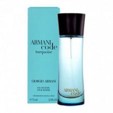 GIORGIO ARMANI Armani Code turquoise eau fraiche pour homme - 75 ml