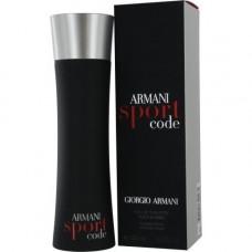 Giorgio Armani Code Sport edt 100 ml