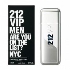 Carolina Herrera 212 Vip For Men edt 100 ml