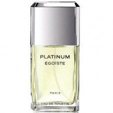 Egoiste Platinum edt 100 ml