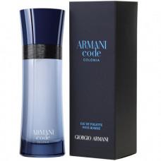 Giorgio Armani ''Armani Code Colonia'', 75 ml