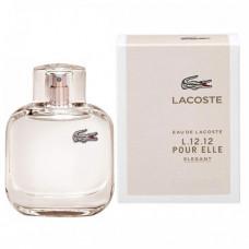 Lacoste L.12.12 Pour Elle Elegant edt 90 ml