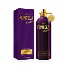 Fontela Oud By Night unisex edp 100 ml