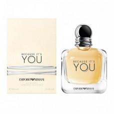Giorgio Armani Emporio Because It's You edp 100 ml