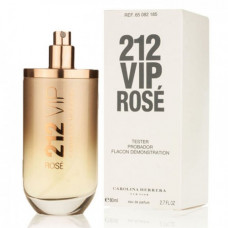 Тестер Carolina Herrera 212 VIP Rose 80 ml
