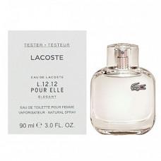 Tester Lacoste L.12.12 Pour Elle Elegant 100 ml