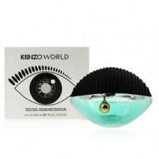 Kenzo World women EDP Тестер 75ml