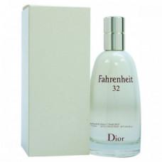 Tester Christian Dior Fahrenheit №32 edt 100 ml