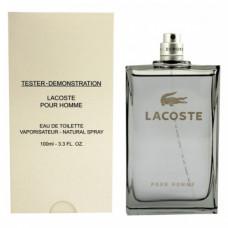 Tester Lacoste Pour Homme 100 ml