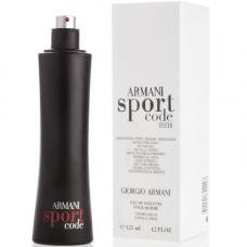 Giorgio Armani ''Armani Code Sport'', 100 ml (тестер)