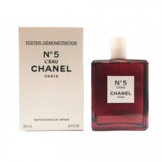 Chal No5 L'Eau Red Edition TESTER 100 ml